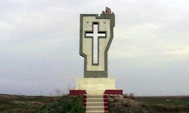 мемориал освободителям Крыма