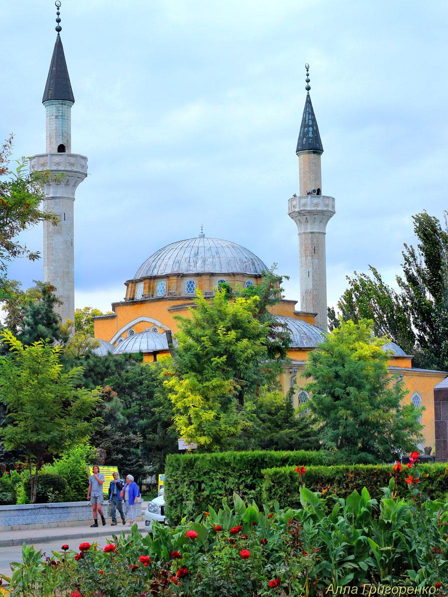 Евпатория. Соборная мечеть Джума-Джами