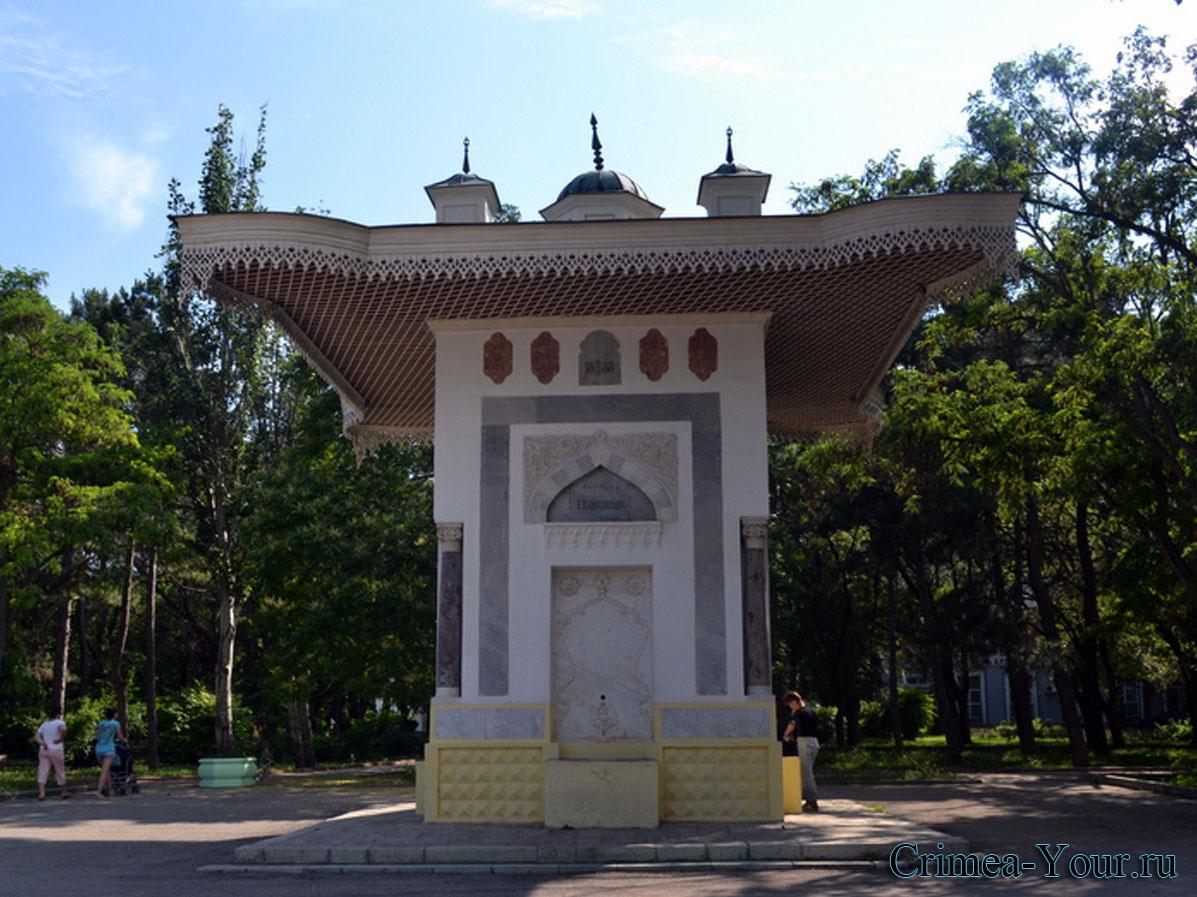 Феодосия. Старинные фонтаны