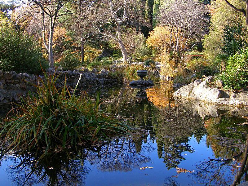 Форосский парк. Райский уголок