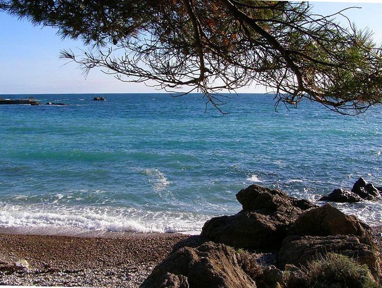 Море у Фороса
