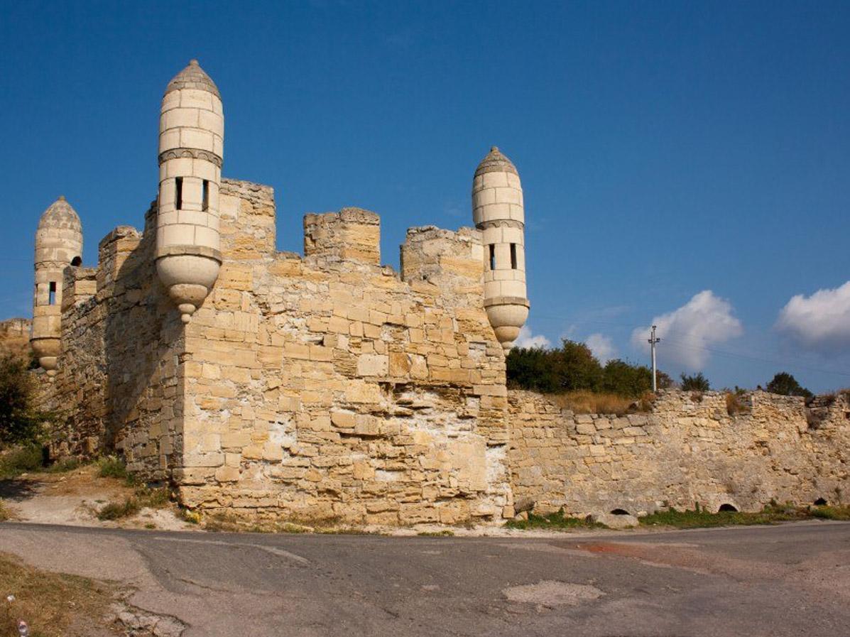 Крепость Ени-Кале, Керчь