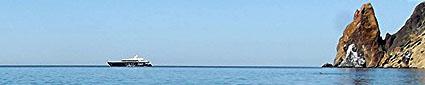 Пляжи Симеиза и Фиолента