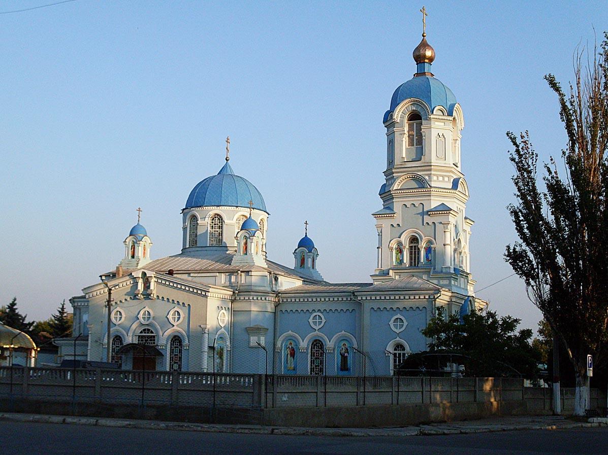 Храм Святого Пророка Ильи