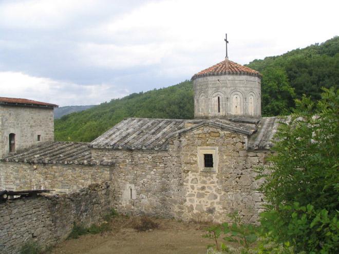 Старый Крым. Сурб Хач