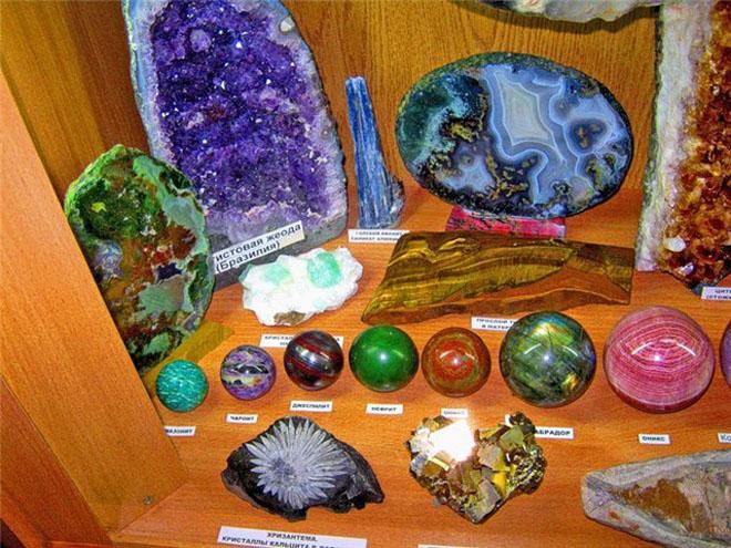 Музей камня в Партенине