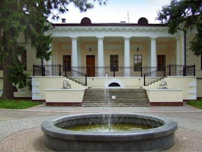 Дом Воронцова Симферополь