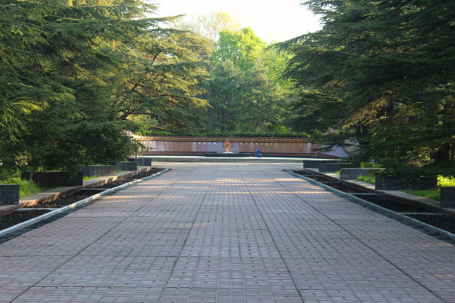 Гагаринский парк Симферополь