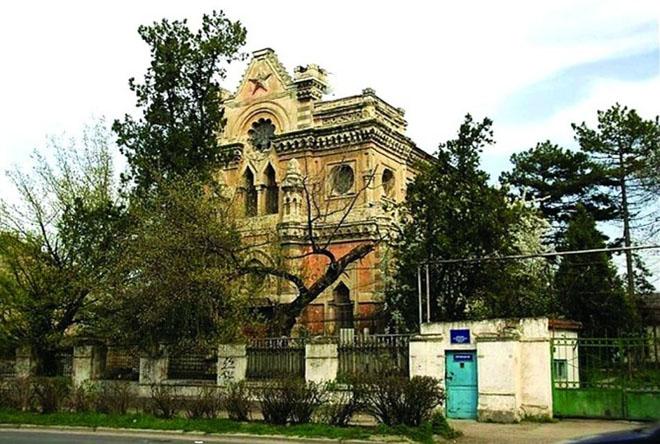 Караимская кенаса Симферополь