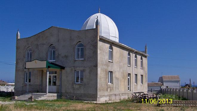 Приморская мечеть