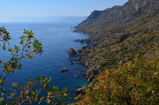 Туризм в Крыму круглый год