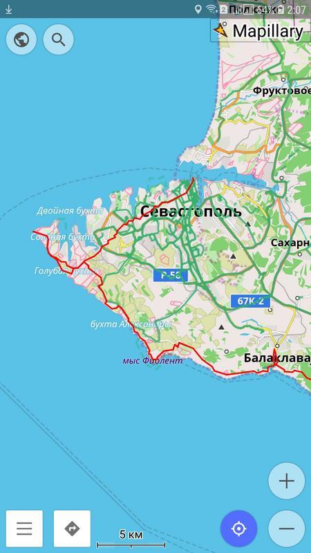 От Феодосии до Севастополя за 12 дней