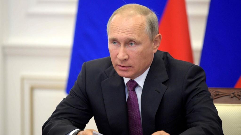 Путин о продлении карантина